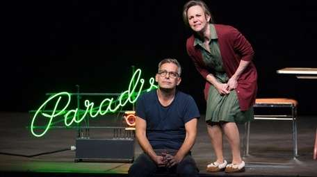 Joe Mantello and Sally Field star in