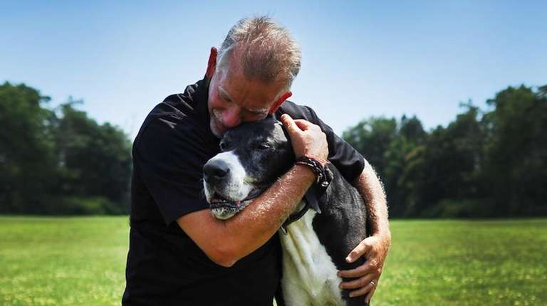 Long Island dog trainer Michael Schaier discusses puppy