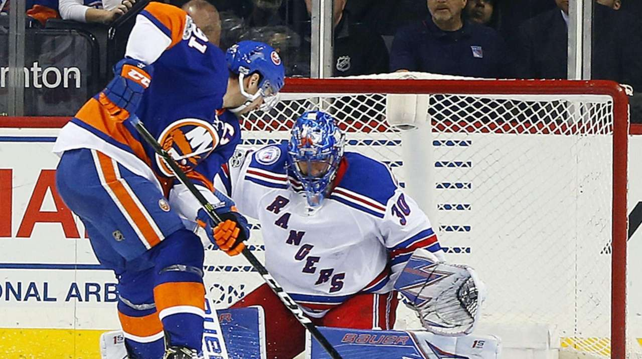 The fierce rivalry between the Rangers and Islanders