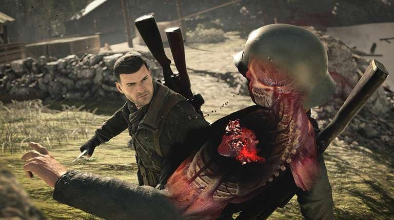 Sniper Elite 4 takes the gameplay of sniping