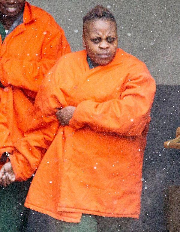 Annika McKenzie sentenced 6 months at the Nassau
