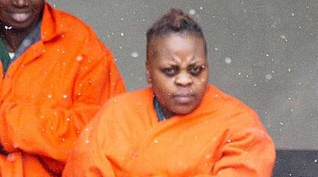 Annika McKenzie sentenced 6 months at the Nassau
