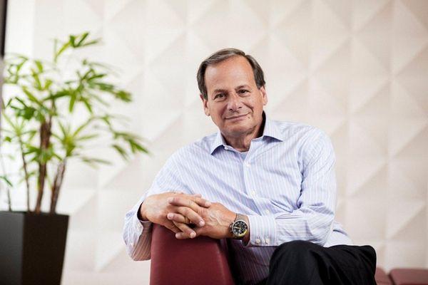Portrait of CA Technologies co-founder Russell M. Artzt