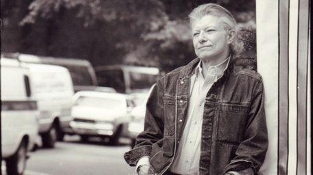 Robert James Waller. author of