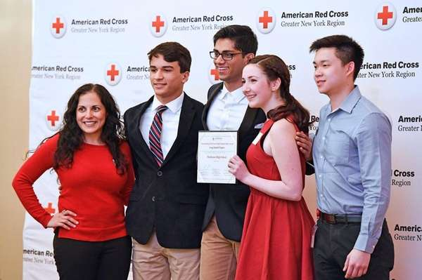 Long Island Red Cross CEO Neela Lockel, Manhasset