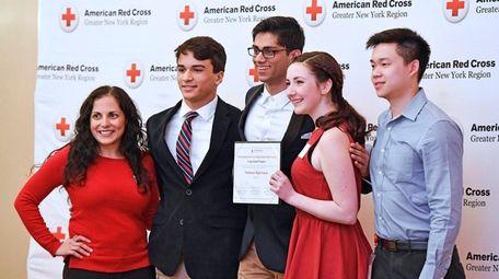Long Island Red Cross CEO Neela Lockel, Manhasset