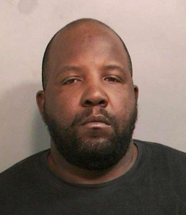 Markee Reeder, 40, of Hempstead, was arrested Saturday,