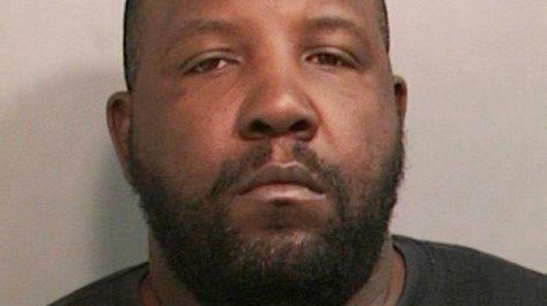 Markee Reeder, 40, of Hempstead, was arrested Saturday,