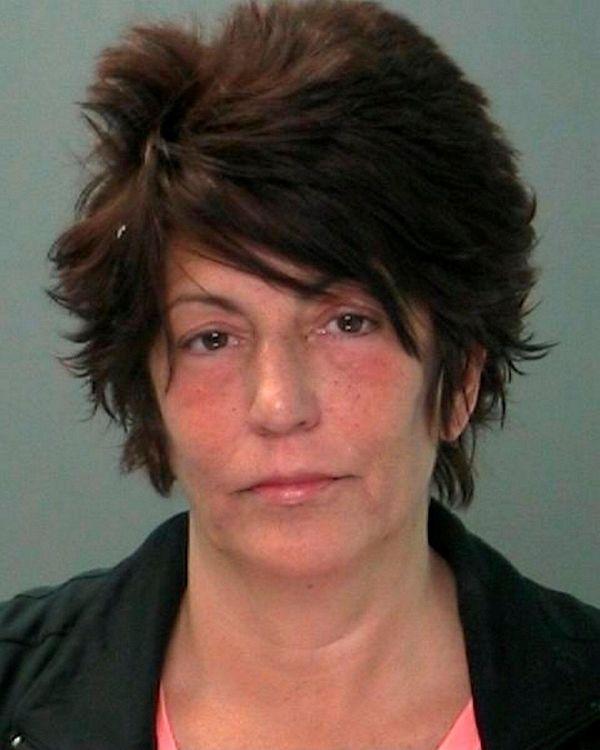 Roxanne Simonetti, 49, of Lindenhurst, was arrested Saturday,