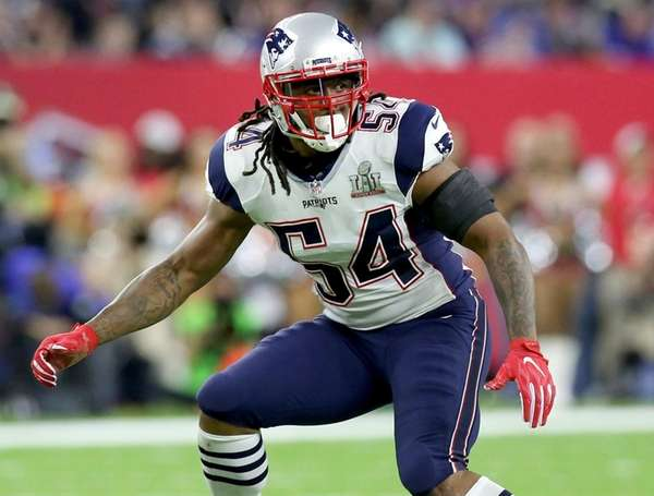 Dont'a Hightower to re-sign with Patriots