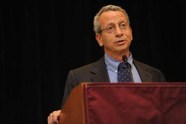 Stephen Ross, a prize-winning economist and professor at