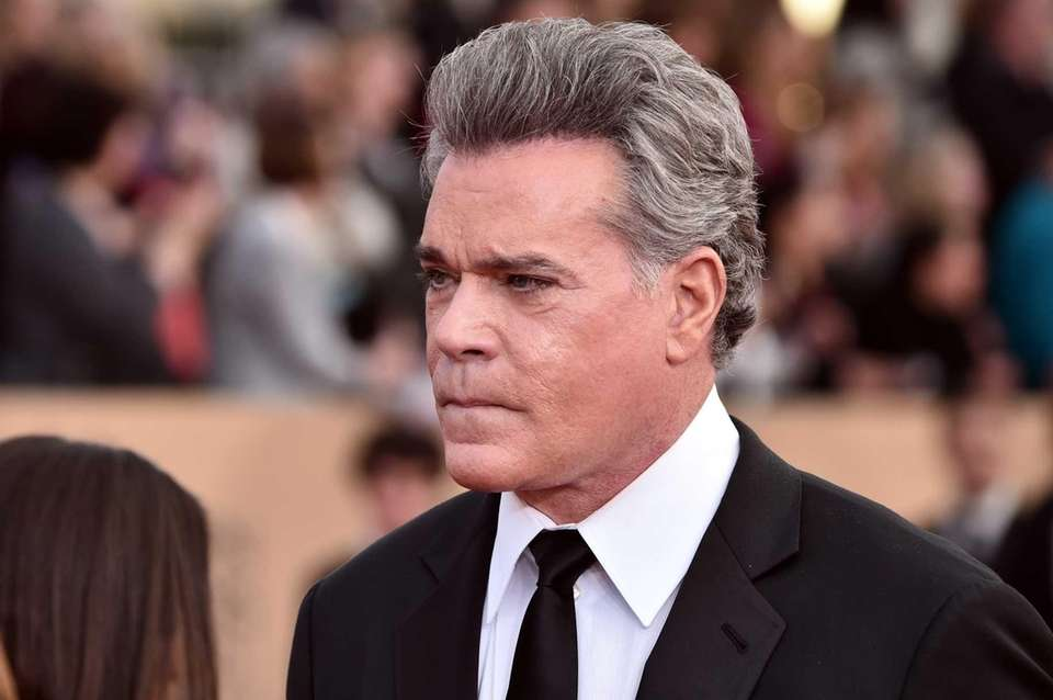 Ray Liotta was adopted as a toddler by