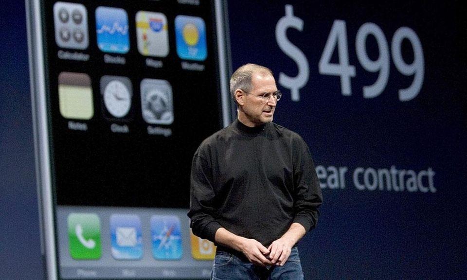 Apple co-founder Steve Jobs was born to Abdulfattah