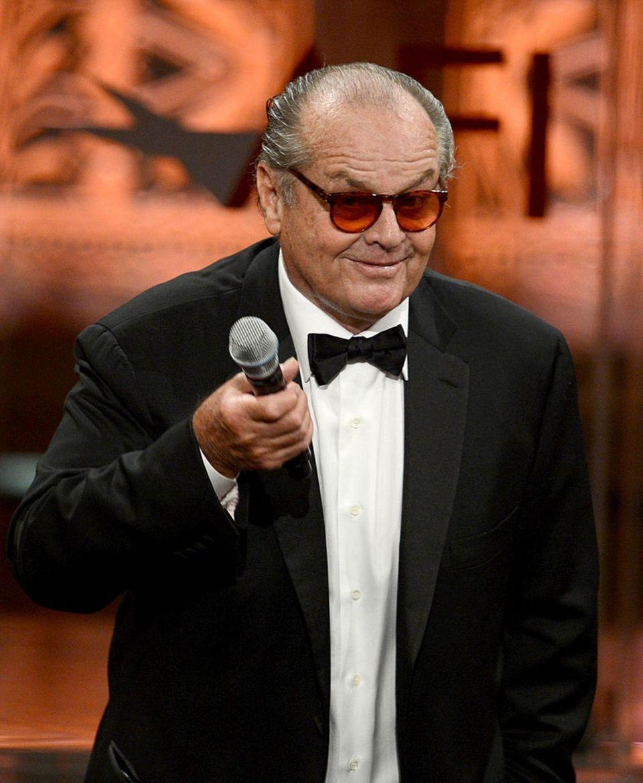 Three-time Oscar winner Jack Nicholson's mother was raised