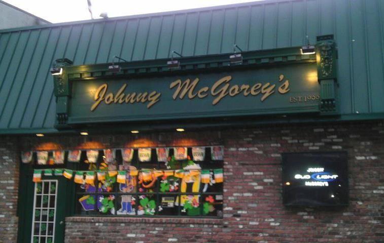 Johnny McGorrey's (131 Front St., Massapequa Park)ON THE