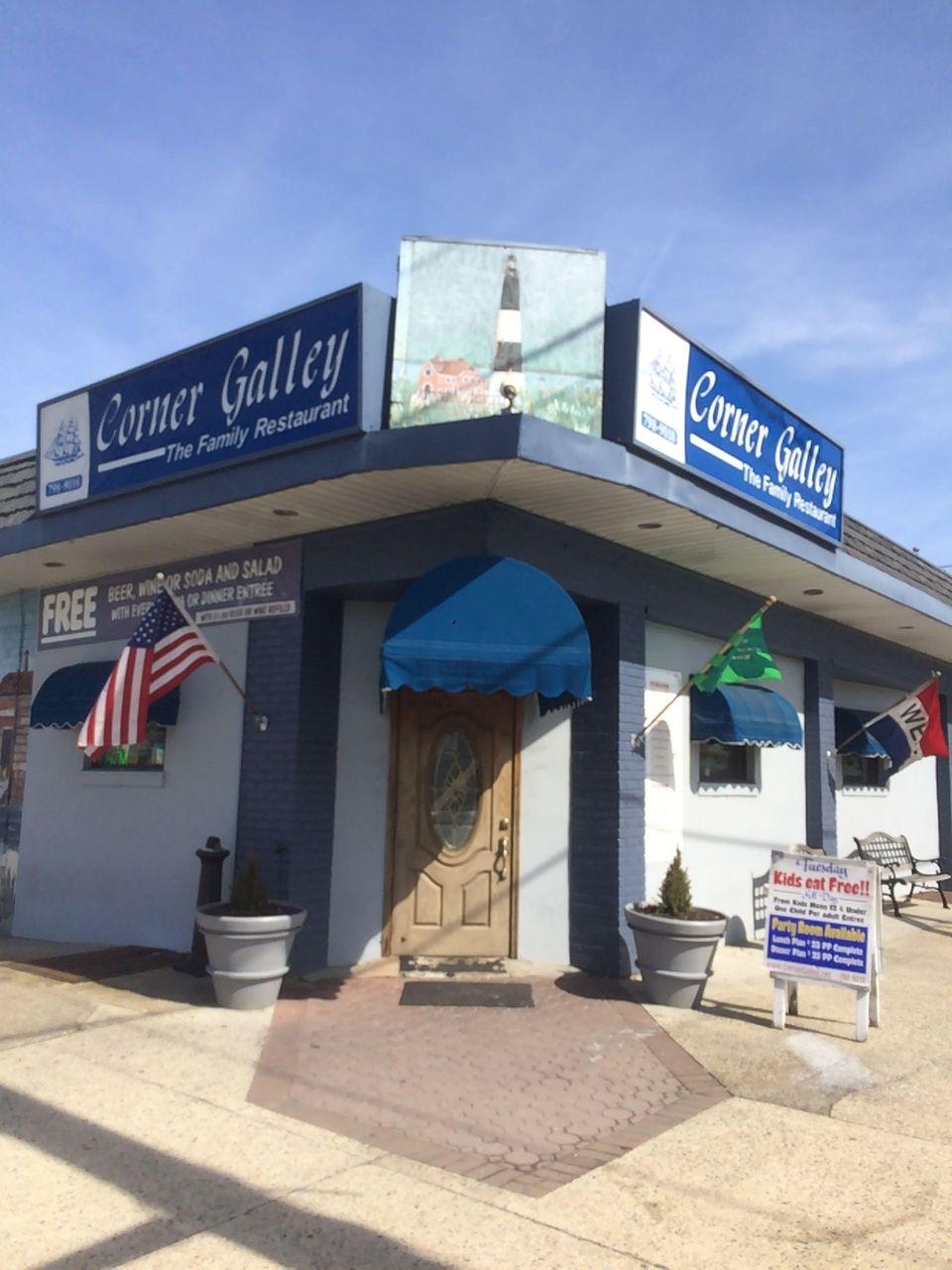 Corner Galley (5411 Merrick Rd., Massapequa)ON THE