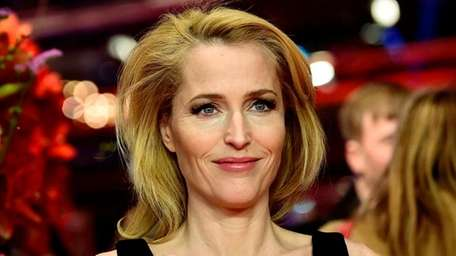 Gillian Anderson opens up about struggling with mental-health