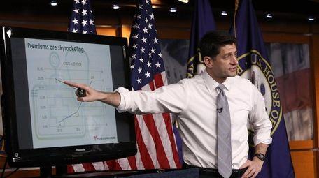 Speaker of the House Paul Ryan explains