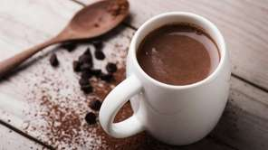 It's worth making your own hot chocolate.