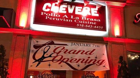 Chévere Pollo A La Brasa opened in early