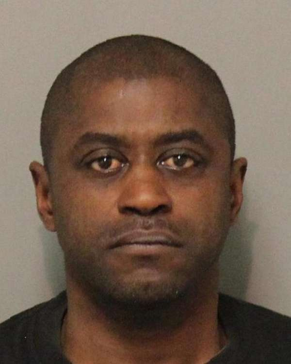 Keenan Jones, 43, of Wyandanch, faces several charges