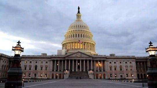 File photo of the U.S. Capitol building in