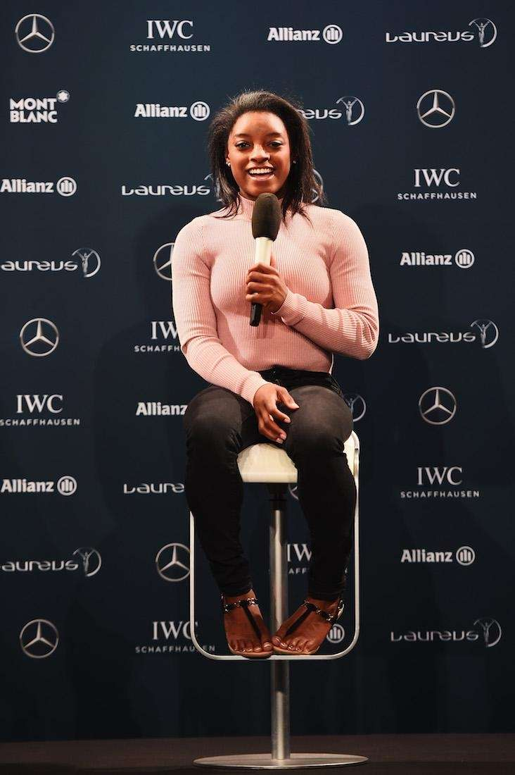 Laureus World Sportswoman of the Year nominee and