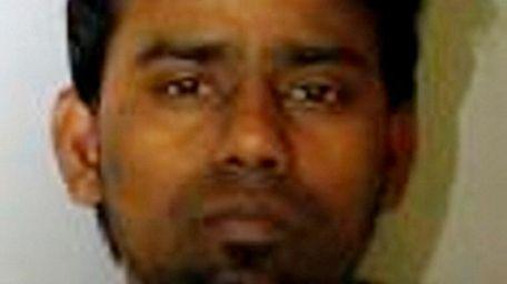 Mohamed Z. Rahman, 31, of Queens, was arrested