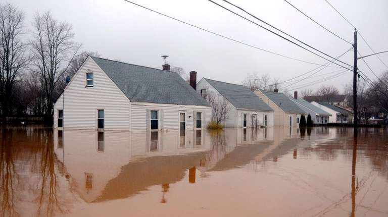 The National Flood Insurance Program is due to