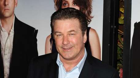 Alec Baldwin will be honored on Spike's