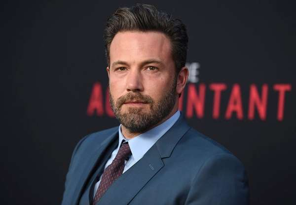 Oscar winner Ben Affleck revealed on Facebook on