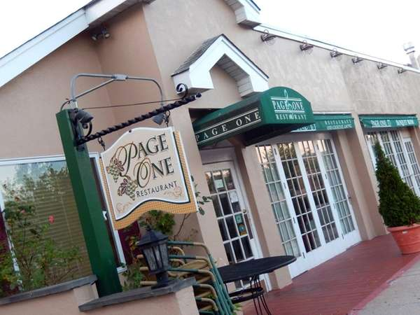 Page One in Glen Cove is closing on
