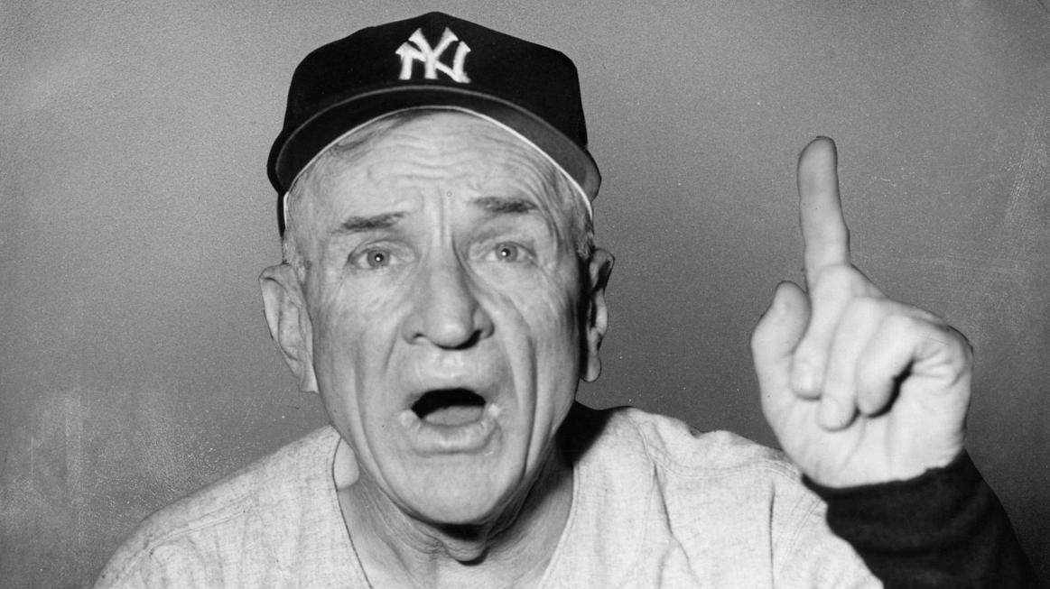 New Casey Stengel book a compelling read