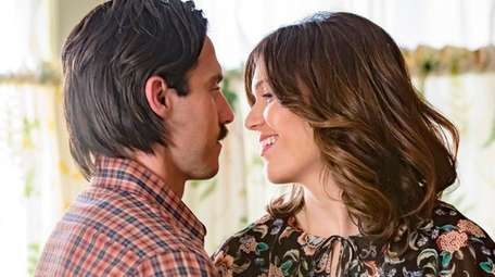 Milo Ventimiglia stars as Jack and Mandy Moore