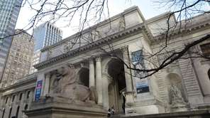 The New York Public Library in Manhattan hosted