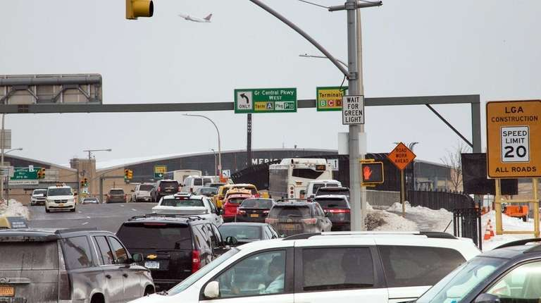 Travelers can expect heavy traffic conditions heading into