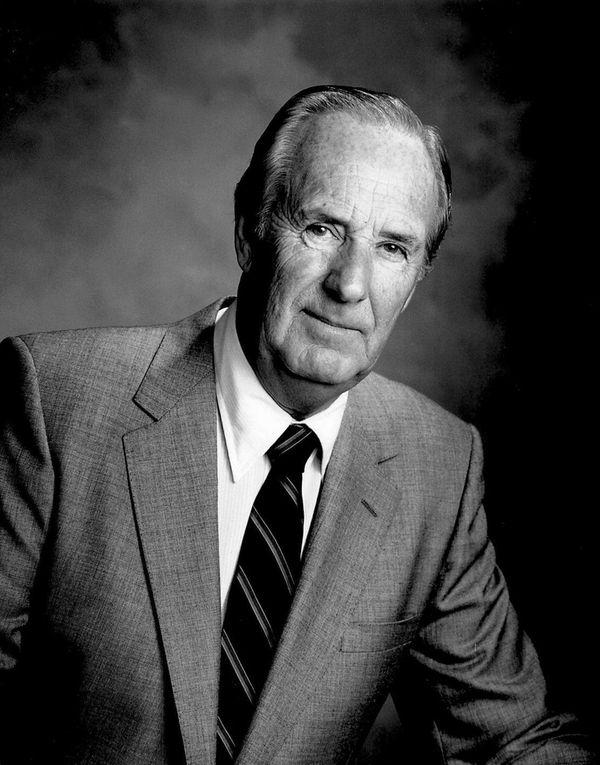 Robert E. Mitchell, a longtime car dealership owner