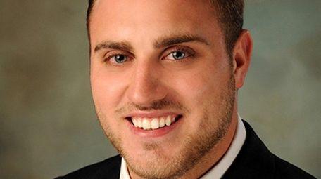 Giuseppe Evangelista, of Glen Head,has been hired as