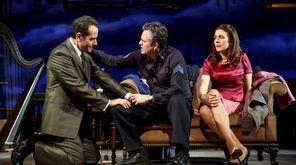 Tony Shalhoub, Mark Ruffalo and Jessica Hecht in