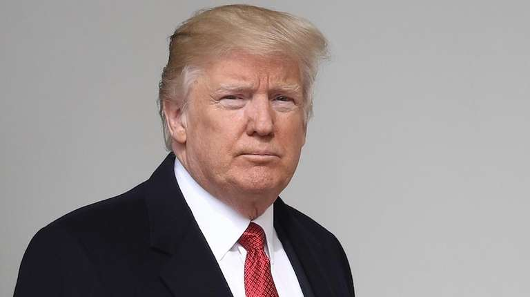 President Donald Trump released a budget proposal on