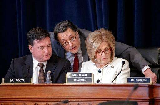 House Budget Committee Chair Diane Black, R-Tenn. by