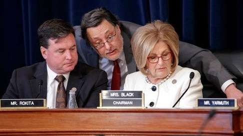 House Budget Committee Chair Diane Black, R-Tenn. by