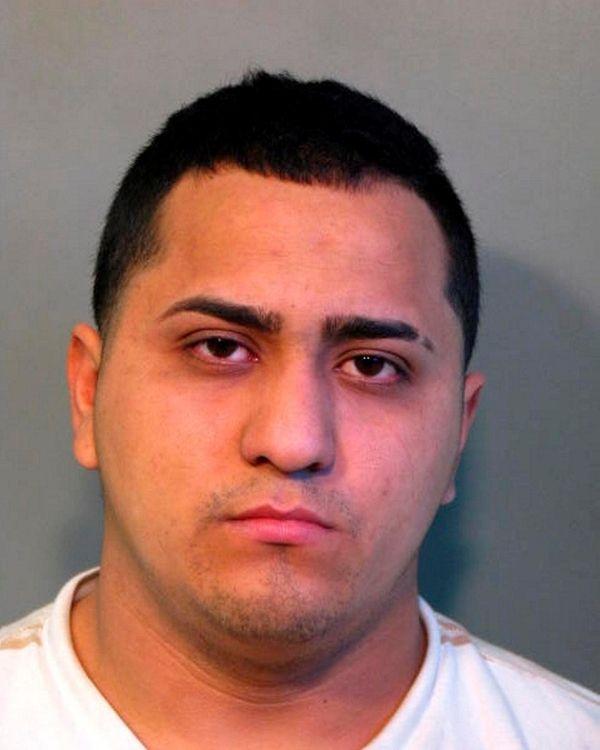 William Renderos-Flores, 22, of Huntington Station was arrested