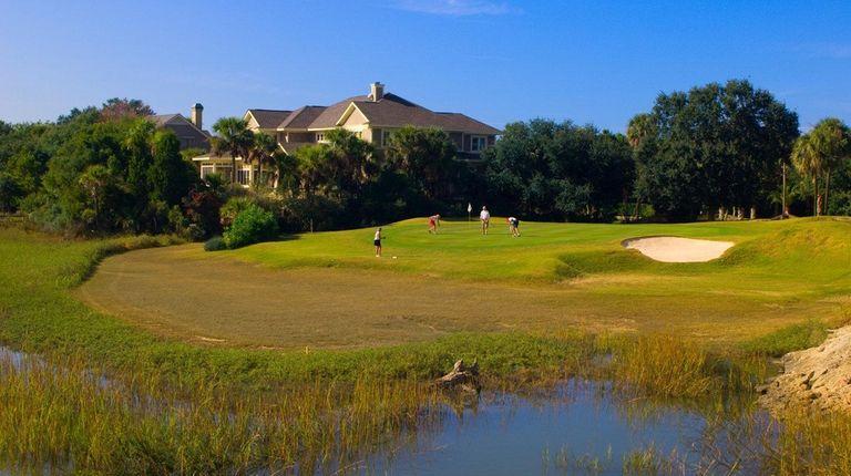 Wild Dunes Resort in South Carolina offers golf,