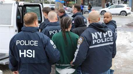 Eight foreign nationals convicted of sex offenses in