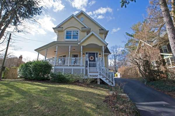 This circa-1890 Northport Victorian is on the market