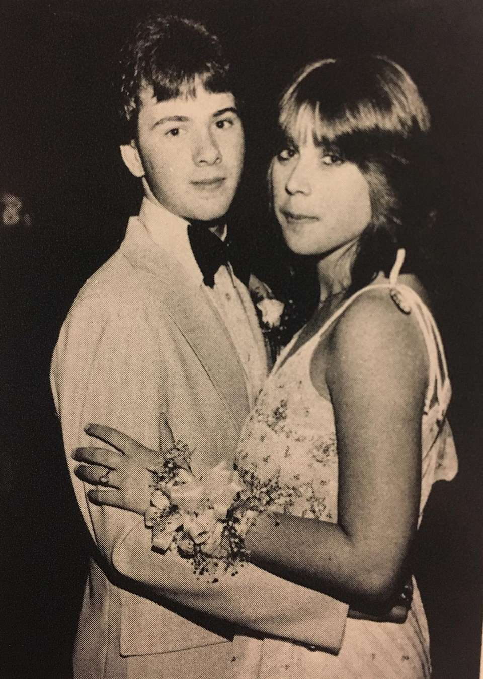 John McCaffrey and Diane Cadullo were crowned as