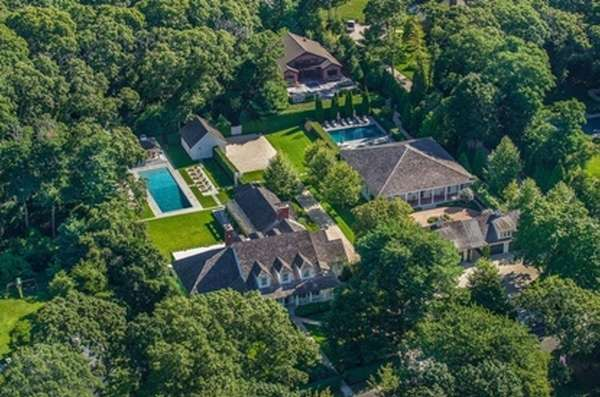 This Wainscott compound, listed for $19.995 million in