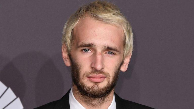 Hopper Penn, son of actors Sean Penn and