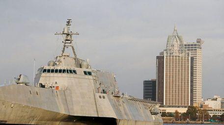 The Northrop Grumman unit in Bethpage has won